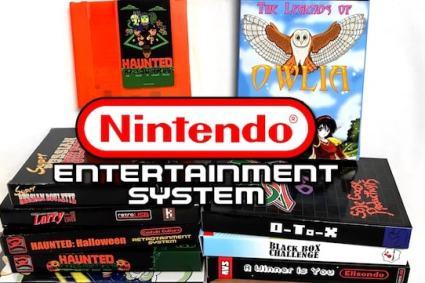 NEW GAMES for NES – Nintendo Homebrews!