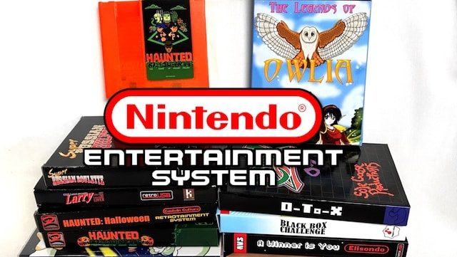 NEW GAMES for NES – Nintendo Homebrews!