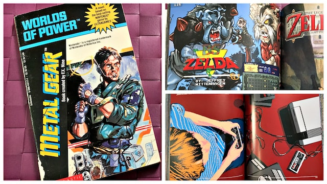 20 Video Game BOOKS Reviewed – Guides & Novels for Retro Collectors!