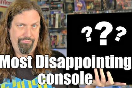 My MOST DISAPPOINTING Game Console – This thing SUCKS!!