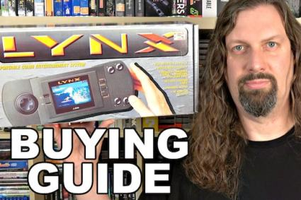 *NEW* ATARI LYNX Buying Guide + Screen Mod+ Favorite 12 Games