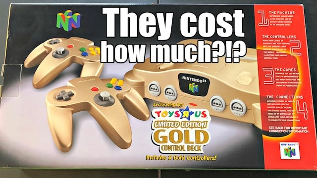 5 Stupidly EXPENSIVE & Rare Game Consoles – They Cost HOW MUCH?!