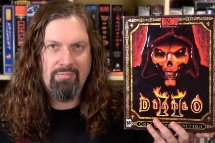 Interview w/ BLIZZARD right before DIABLO 2 shipped – Nov 1999