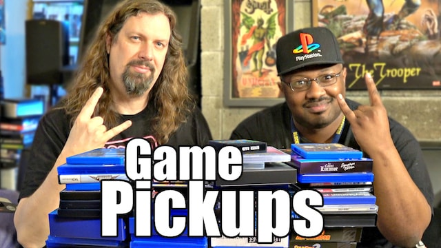 Mega Sized RECENT GAME PICKUPS w/ REGGIE! Over 50 GAMES!
