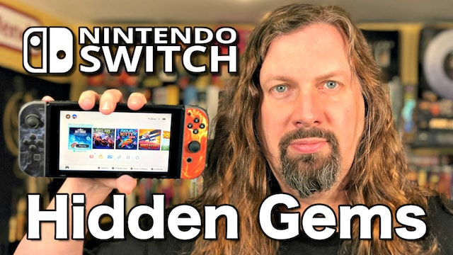 NINTENDO Switch Hidden Gems – Play these 9 games!