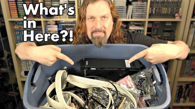 Trash or Treasure?! What's in this BUCKET of PC PARTS donated to me?