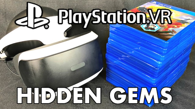 12 PlayStation VR Hidden Gems – Virtual Reality games worth playing