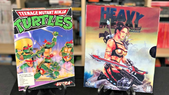 1999 Interview with Kevin Eastman (Teenage Mutant Ninja Turtles) & Ritual Ent (Heavy Metal / SiN)
