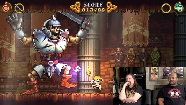 Battle Princess Madelyn w/ Reggie (SWITCH) – Ghosts 'n Goblins fans will love this!