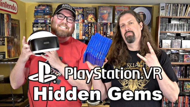 PlayStation VR (PSVR) Games – 10 HIDDEN GEMS