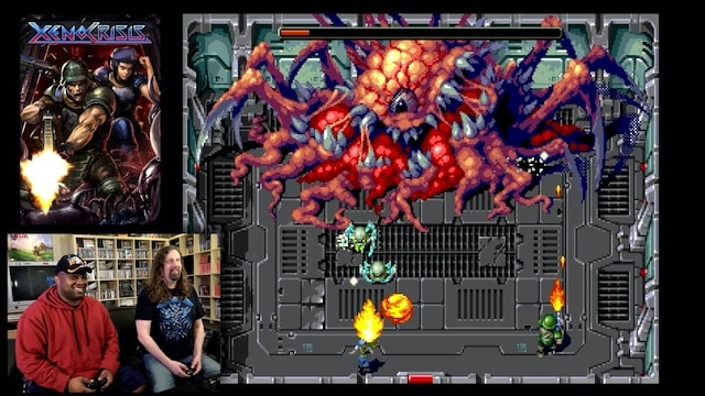 *OMG* I completely SUCK at Xeno Crisis (Sega Genesis) 😂 But the game is AWESOME!