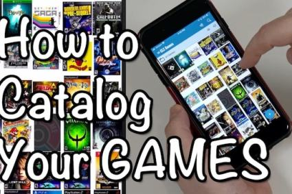 How to CATALOG YOUR GAMES in 2020