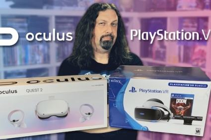 Oculus Quest 2 vs Playstation VR – Which is BETTER?