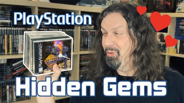 What?! More PS1 HIDDEN GEMS – 9 PlayStation Games!