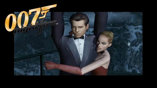 James Bond 007: Nightfire (original XBOX)