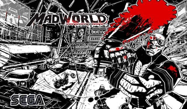 MadWorld Wii – Black, White and RED ALL OVER! 😡