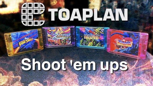 Toaplan Shooters Collector's Edition (SEGA Genesis) w/ GAMEPLAY