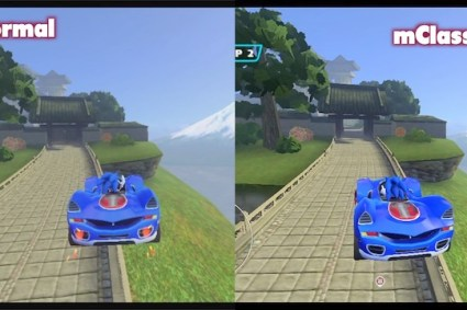 Using mClassic to improve PlayStation Vita games! (1080p, color, AA, etc)