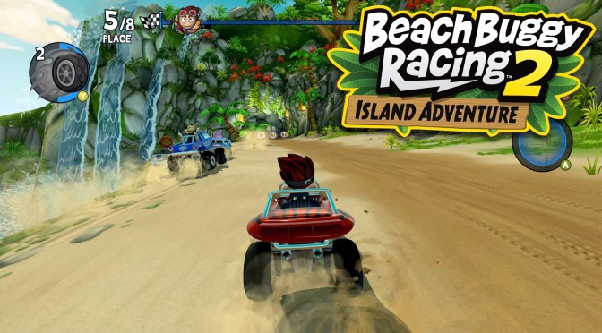 Beach Buggy Racing 2 Review + Gameplay (Xbox Series X)