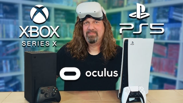 Months Later w/ PS5 -vs- Xbox -vs- Oculus Quest 2 – Things I LOVE & HATE