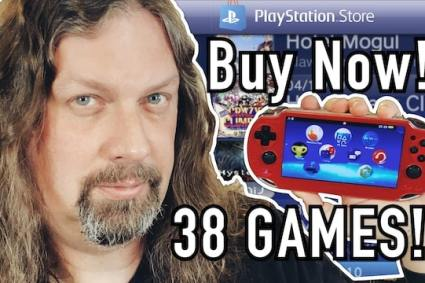 Buy these VITA / PSP games before the PlayStation store CLOSES!