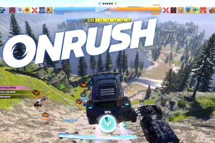 Onrush (PS4/4k) Review & Gameplay