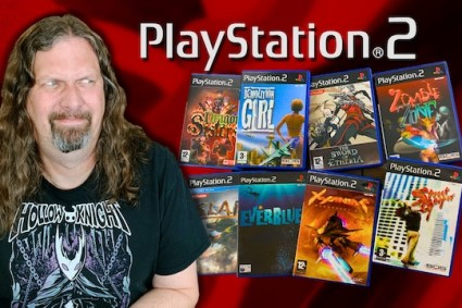 PS2 GAMES We Never Got! (The GOOD 😍 & the TERRIBLE 🤮)