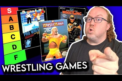 I Ranked Every WRESTLING game on NES