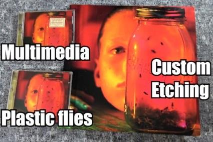 Alice In Chains – Jar of Flies CD, CD+ & Vinyl Retrospective