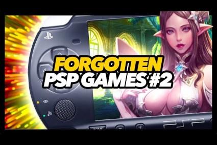 Forgotten PSP Games