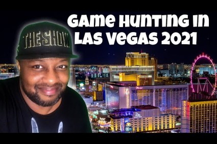 Game Hunting in Las Vegas 2021 (Switch/Wii/DS/3DS/PS2/PS3/PS4/PSP)