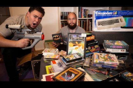 HUGE Commodore 64 Finds !!! (We Know Nothing About C64…) PT.1