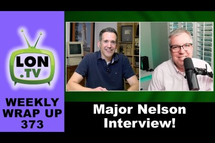 Interview: Xbox's Major Nelson, Larry Hyrb !
