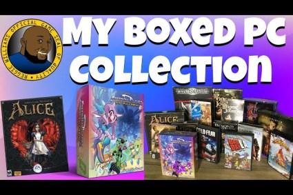 Reggie's Boxed PC collection