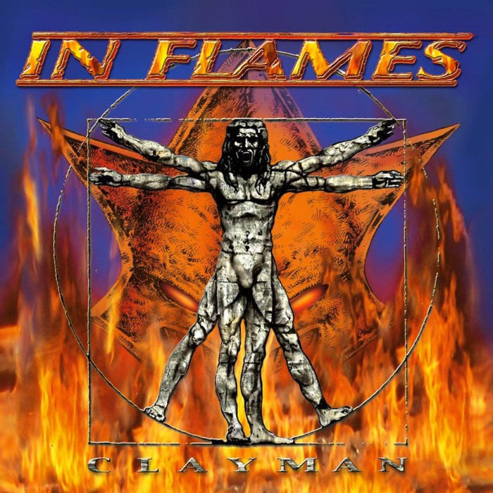 Image result for In Flames – Clayman