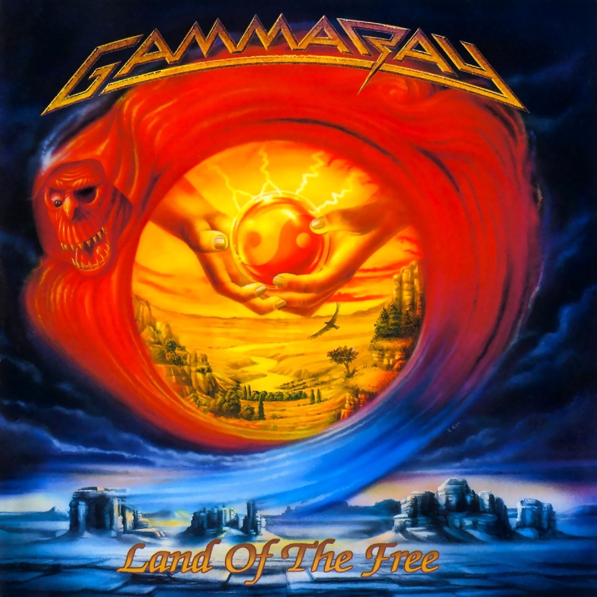 Gamma Ray Afterlife Lyrics Metal Kingdom