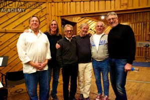 METAlliance Academy In Exclusive Private Sessions at Capitol Studios