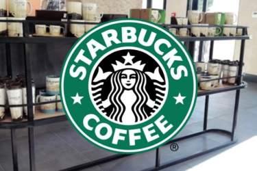 Κατασκευή καφετέριας Starbucks Κέρκυρας