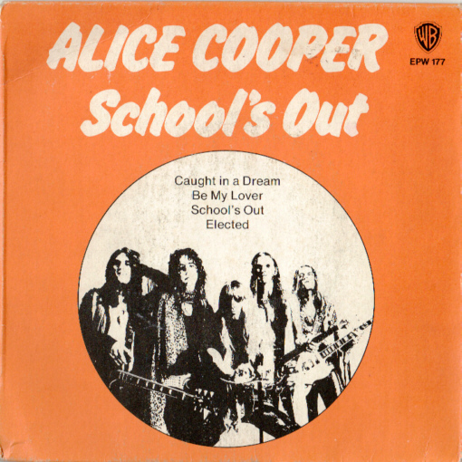 Image result for alice cooper schools out images