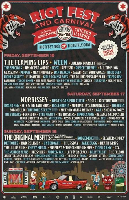 Riot Fest 4