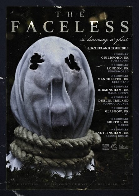 The Faceless 7