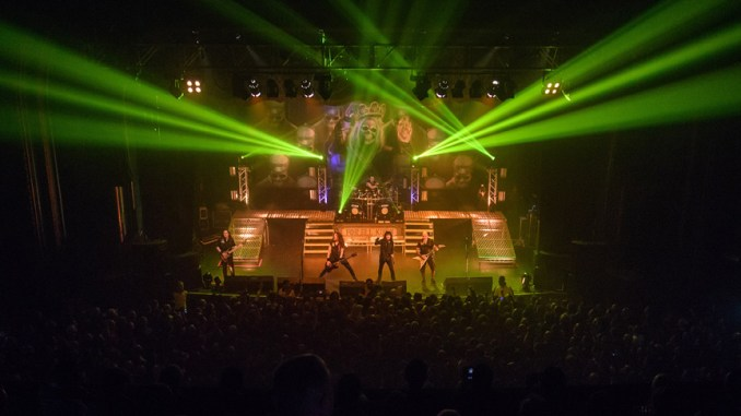 Anthrax and Killswitch Engage announce KillThrax II tour