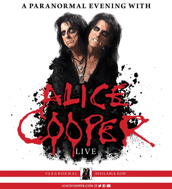 Alice Cooper announces North American tour for early 2018