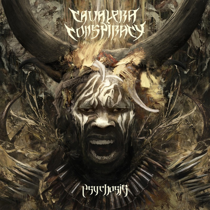 The new Cavalera record Psychosis is out on 17th November via Napalm Records
