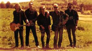 NIGHT RANGER<br/>Les Routes du paradis