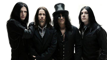 You are currently viewing SLASH FT MYLES KENNEDY AND THE CONSPIRATORS<br/>Le feu aux poudres