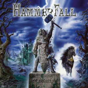 Read more about the article HAMMERFALL<br/>(r)Evolution