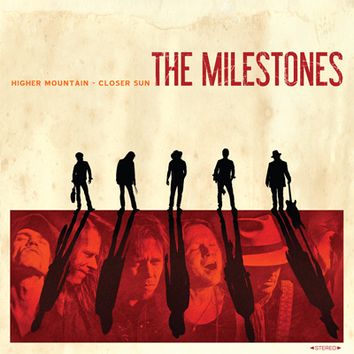 THE MILESTONES<br/>Higher Mountain – Closer Sun