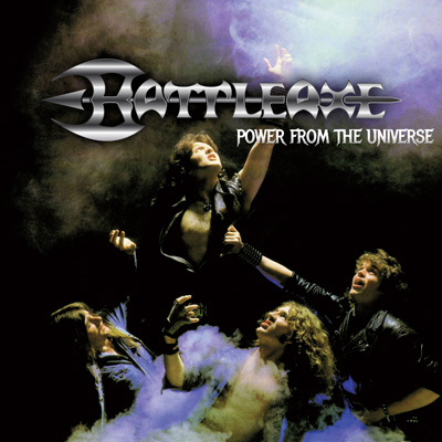BATTLEAXE<br/>Power From The Universe