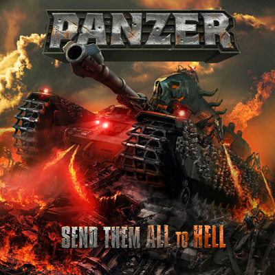 THE GERMAN PANZER<br/>Send Them All To Hell